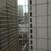 Photo taken at Red Roof Inn Chicago Downtown - Magnificent Mile by Charles B. on 4/10/2013