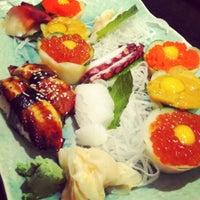 Photo taken at Monster Sushi by Joshua R. on 10/26/2012