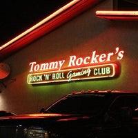 Photo taken at Tommy Rocker's Mojave Beach Bar & Grill by Tommy Rocker's Mojave Beach Bar & Grill on 3/18/2016