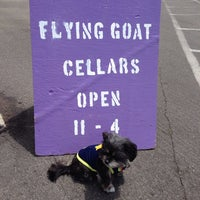 Photo taken at Flying Goat Cellars Tasting Room by Katrin on 7/27/2014