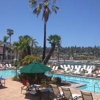 Photo taken at Kona Kai Resort Spa & Marina by Colleen P. on 5/18/2013