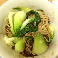 Photo taken at Lam Zhou Handmade Noodle by Kathy H. on 1/11/2013