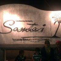 Photo taken at Restoran & Kafe Santai by Azizul A. on 5/25/2013