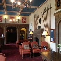 Photo taken at Dillington House by Simon L. on 9/11/2013