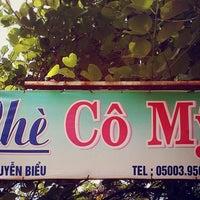 Photo taken at Chè Cô Mỹ by Dragon M. on 5/3/2014