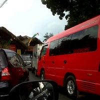 Photo taken at JL.Raya Lembang Bandung by Dolly_Iman on 12/26/2013