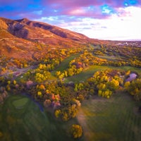 Photo taken at Mount Ogden Golf Course by Tyler on 10/18/2013