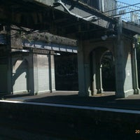Photo taken at Croydon Station by derek w. on 10/9/2012