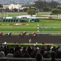 Photo taken at Golden Gate Fields by Ed N. on 6/9/2013