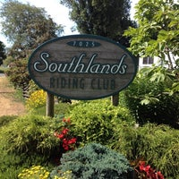Photo taken at Southlands Riding Club by Camilla J. on 7/18/2014