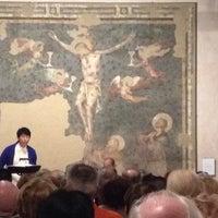 Photo taken at Casa Romei by Emanuele B. on 10/26/2014