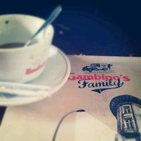 Photo taken at Gambino's Pizza by Simona A. on 3/27/2013
