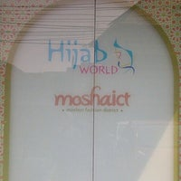 Photo taken at Moshaict - Moslem Fashion District Indonesia by Isminila S. on 4/20/2013