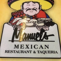 Photo taken at Manuel's Mexican Restaurant by Jeffrey M. on 9/12/2016
