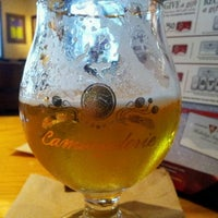 Photo taken at BJ's Restaurant and Brewhouse by Lizette on 12/4/2012
