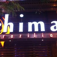 Photo taken at Chima Brazilian Steakhouse by Arthur S. on 8/25/2013