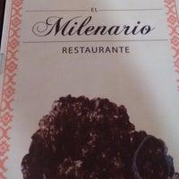 Photo taken at Restaurante El Milenario by Jose Maria E. on 11/29/2016