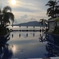 Photo taken at Serenity Resort & Residences Phuket by Dennis C. on 10/13/2012