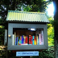 Photo taken at Balsam Circle Little Free Library, Spider Lake by Michael S. on 8/31/2013