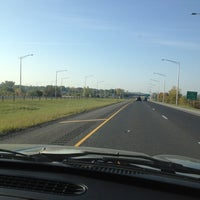 Photo taken at I-57 by Katie O. on 9/29/2012