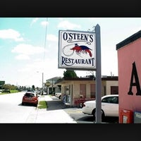 Photo taken at O'Steen's Seafood Restaurant by Sue S. on 6/29/2013
