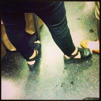 Photo taken at MTA Subway - L Train by Vic C. on 5/29/2013
