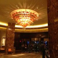 Photo taken at Hilton Americas-Houston by Alexa J. on 11/11/2012