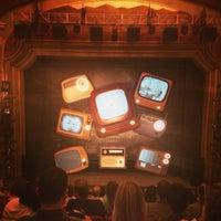 Photo taken at St. James Theatre by Kailai X. on 8/23/2013