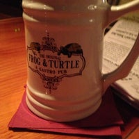 Photo taken at The Frog and Turtle by Tara M. on 11/21/2012