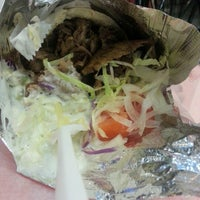 Photo taken at Bereket Turkish Kebab House by Thao D. on 12/22/2012