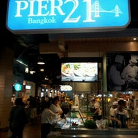 Photo taken at Pier 21 by Damien Y. on 10/21/2012