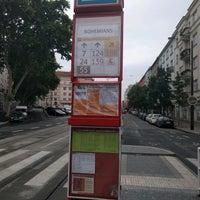 Photo taken at Bohemians (tram, bus) by Zdenek H. on 8/5/2016