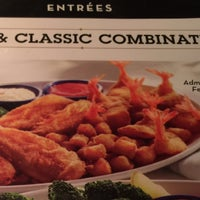 Photo taken at Red Lobster by Kevin S. on 1/31/2016