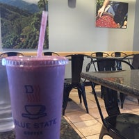 Photo taken at Blue State Coffee by Danielle R. on 8/13/2016