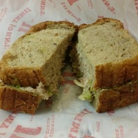 Photo taken at Jimmy John's by Patty C. on 1/21/2014