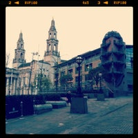 Photo taken at Millennium Square by Marina H. on 4/12/2012