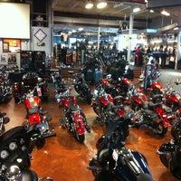 Photo taken at Gateway Harley-Davidson by Jason W. on 10/17/2012