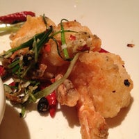 Photo taken at P.F. Chang's by Melissa D. on 11/4/2012