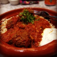 Photo taken at Comptoir Libanais by Arjay on 8/8/2014
