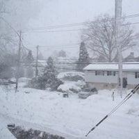 Photo taken at Valhalla, NY by Ralph R. on 2/13/2014