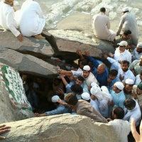 Photo taken at Jabal Nur - Ghar Hira by Sabri S. on 9/14/2012