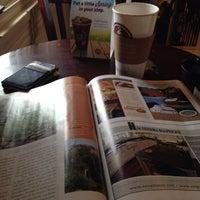 Photo taken at Saxbys Coffee by Megan W. on 3/2/2014