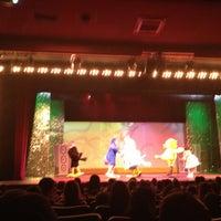Photo taken at Teatro Procópio Ferreira by Fabi S. on 6/1/2013