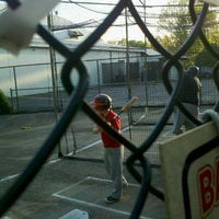 Photo taken at New City Bowl and Batting Cages by Tina O. on 5/6/2013