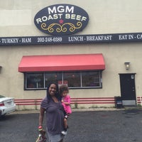 Photo taken at MGM Roast Beef by Jim F. on 9/12/2015