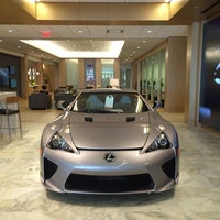 Photo taken at Park Place Lexus Plano by Charles W. on 10/2/2013