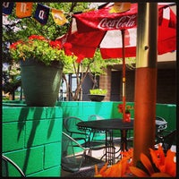 Photo taken at Las Hadas Mexican Restaurant by Christina B. on 5/25/2013