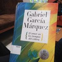 Photo taken at Biblioteca Antonio Enríquez Savignac by Williams C. on 1/29/2015
