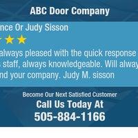 Photo taken at ABC Door Company by ABC Door Company on 8/29/2016