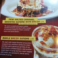 Photo taken at Denny's by Michael A. on 3/14/2013